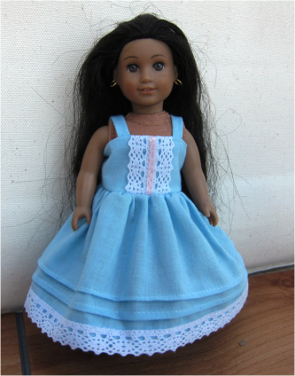 josefina in ten ping dress